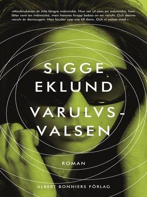 cover image of Varulvsvalsen