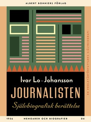 cover image of Journalisten