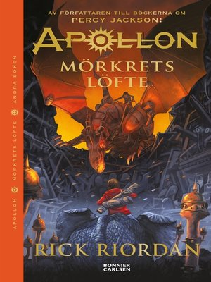 cover image of Mörkrets löfte