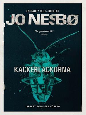 cover image of Kackerlackorna