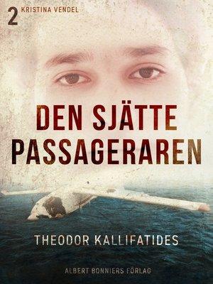 cover image of Den sjätte passageraren