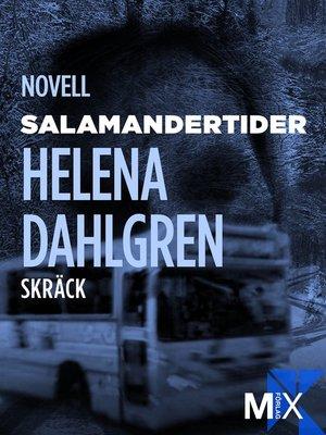 cover image of Salamandertider