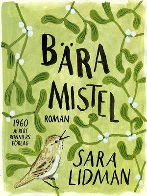 cover image of Bära mistel