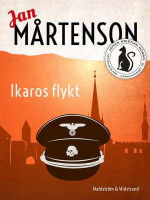 cover image of Ikaros flykt