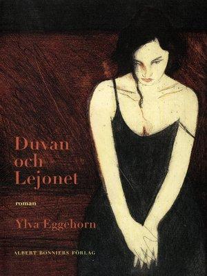 cover image of Duvan och Lejonet