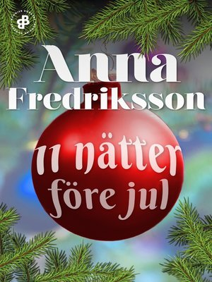 cover image of 11 nätter före jul