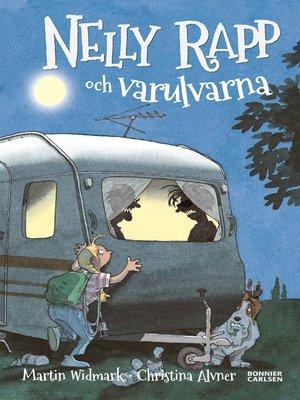 cover image of Nelly Rapp och varulvarna