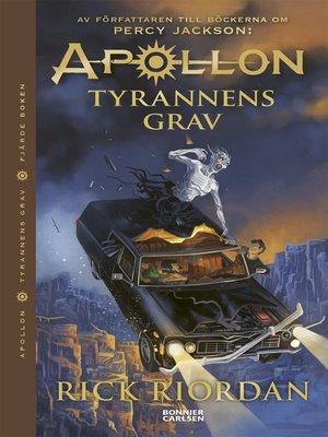 cover image of Tyrannens grav