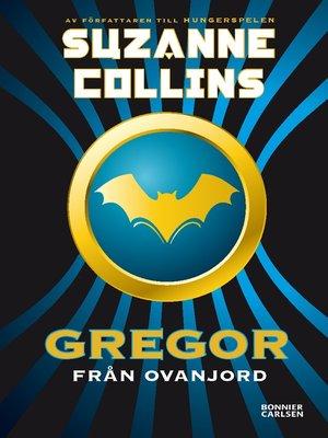 cover image of Gregor från Ovanjord