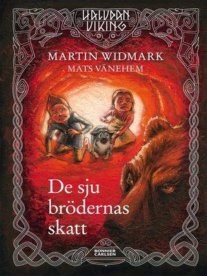 cover image of De sju brödernas skatt