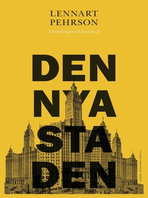 cover image of Den nya staden