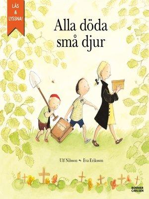cover image of Alla döda små djur