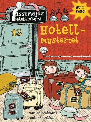 cover image of Hotellmysteriet