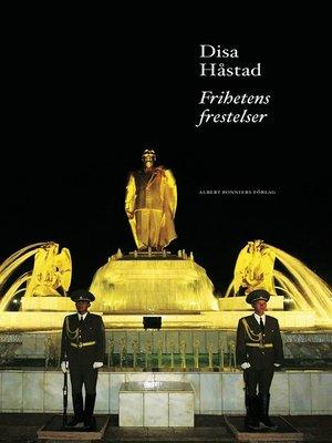 cover image of Frihetens frestelse