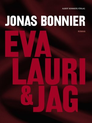 cover image of Eva Lauri & jag