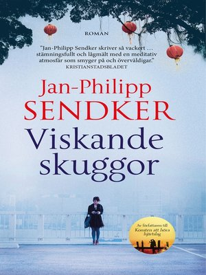 cover image of Viskande skuggor