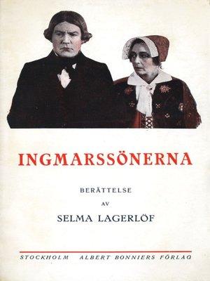 cover image of Ingmarssönerna