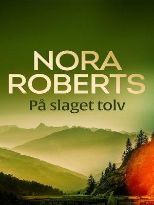 cover image of På slaget tolv