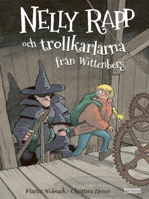 cover image of Nelly Rapp och trollkarlarna från Wittenberg