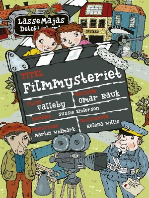 cover image of Filmmysteriet