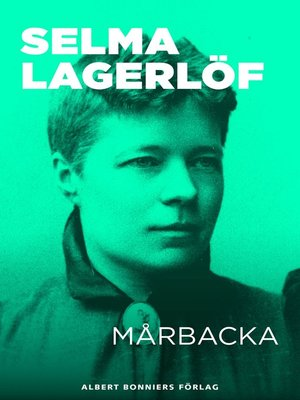 cover image of Mårbacka