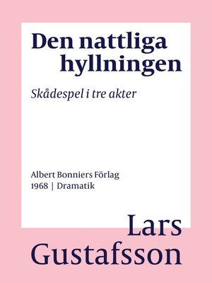 cover image of Den nattliga hyllningen