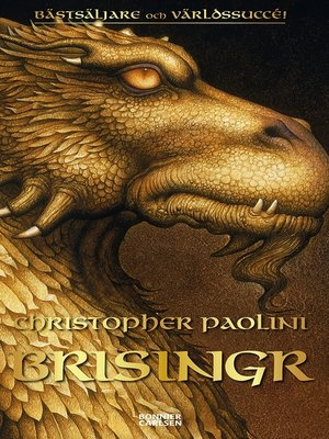 cover image of Brisingr