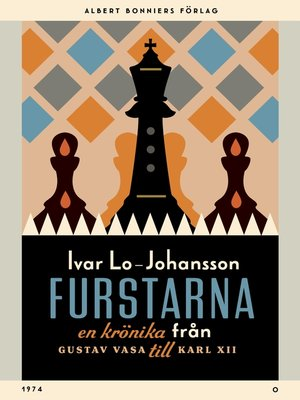 cover image of Furstarna