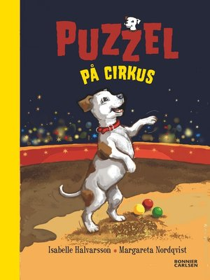 cover image of Puzzel på cirkus
