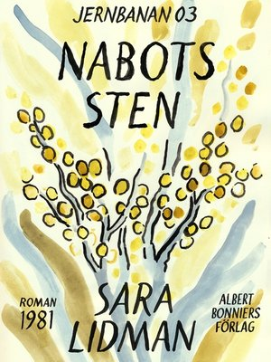 cover image of Nabots sten