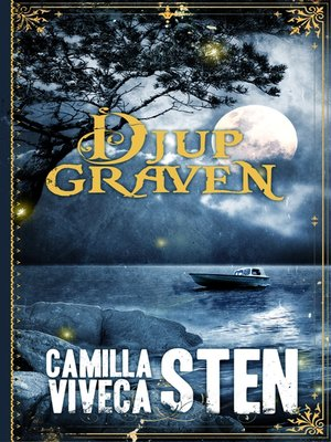 cover image of Djupgraven