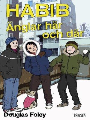 cover image of Änglar här och där