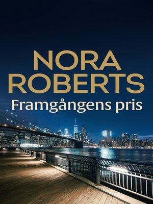cover image of Framgångens pris