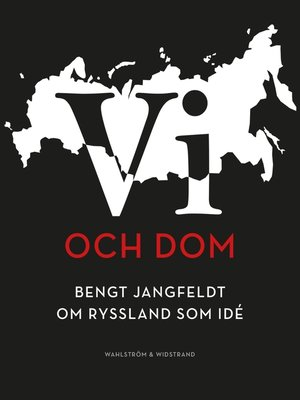cover image of Vi och dom