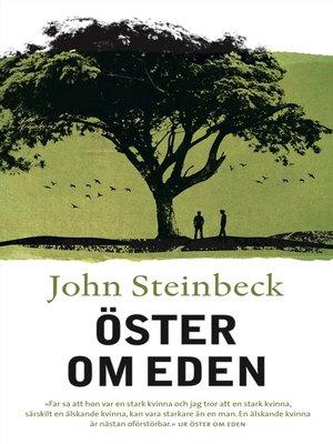 cover image of Öster om Eden