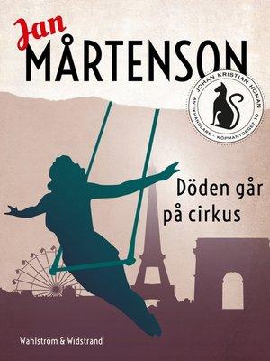 cover image of Döden går på cirkus