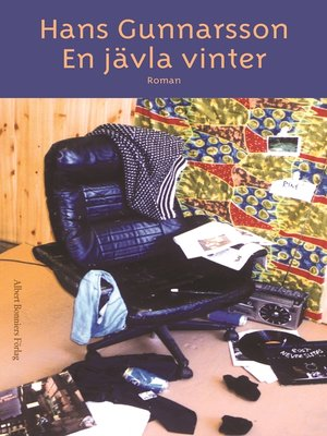 cover image of En jävla vinter