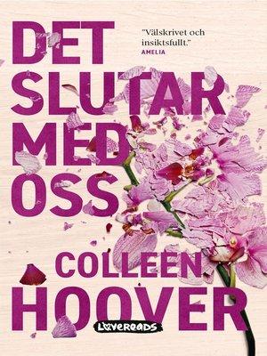 cover image of Det slutar med oss