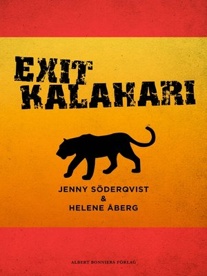 cover image of Exit Kalahari