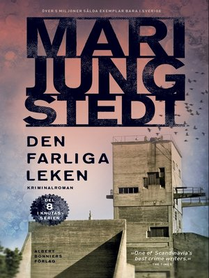 cover image of Den farliga leken