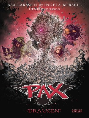 cover image of PAX. Draugen