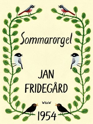 cover image of Sommarorgel
