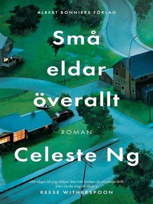 cover image of Små eldar överallt