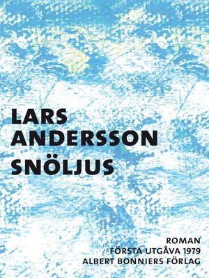 cover image of Snöljus