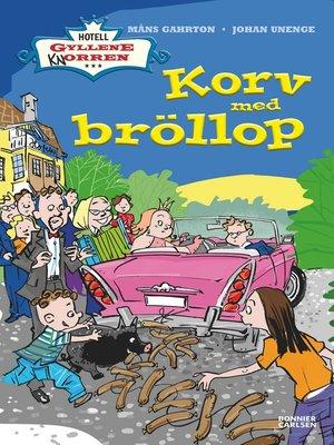 cover image of Korv med bröllop