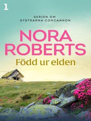 cover image of Född ur elden