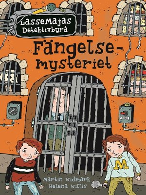 cover image of Fängelsemysteriet