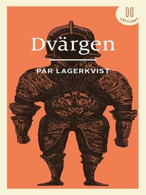 cover image of Dvärgen (lättläst)