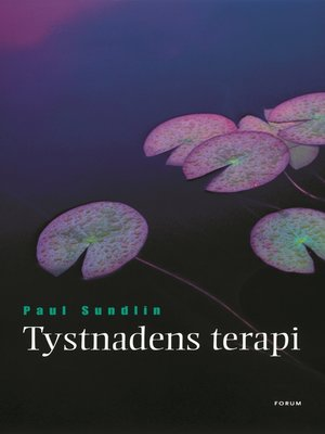 cover image of Tystnadens terapi