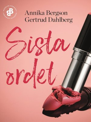 cover image of Sista ordet
